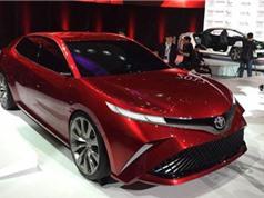 Toyota Fun concept - phiên bản Camry 'bay bổng'