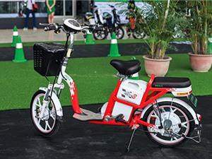 Pega - xe điện 'made in Vietnam' giá từ 12 triệu đồng