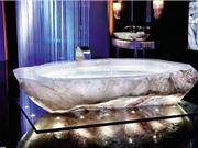 Cận cảnh bồn tắm triệu đô dành riêng giới siêu giàu ở Dubai