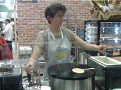 Nhiều công nghệ chế biến thực phẩm được trình làng tại Food & Hotel Vietnam 2017