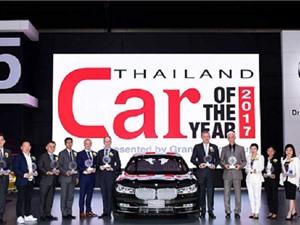 BMW thắng lớn tại thị trường Thái Lan