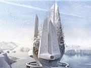 Những thiết kế nhà chọc trời đột phá trong tương lai