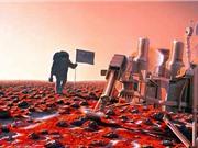 NASA công bố kế hoạch 5 giai đoạn đưa người lên sao Hỏa