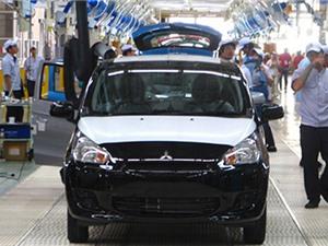 Vượt Toyota, Mitsubishi xuất khẩu xe nhiều nhất Thái Lan