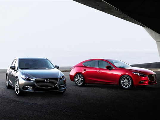 Chi tiết xe Mazda 3 2017 vừa ra mắt tại Đông Nam Á
