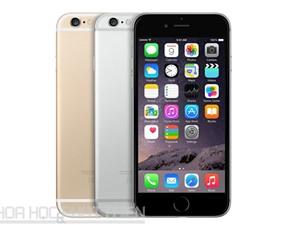 Vừa lên kệ, iPhone 6 32GB đã giảm giá sốc
