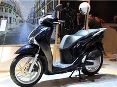 Honda xuất khẩu SH150i từ Việt Nam sang Indonesia