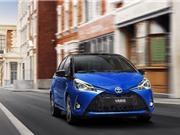 Toyota Yaris 2018 có giá từ 15.635 USD