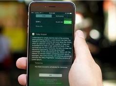 Hướng dẫn hiển thị nội dung Note trên Lock Screen của iOS