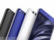 """Xiaomi Mi 6 """"cập bến"""" thị trường Việt với giá cực sốc"""
