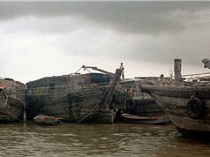 Sông Sài Gòn năm 1973 qua ống kính của nhiếp ảnh gia nước ngoài