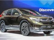 Chi tiết xe Honda CR-V 7 chỗ, giá hơn 700 triệu đồng