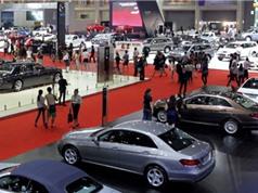 Quý I/2017, Việt Nam nhập khẩu gần 28.000 ô tô