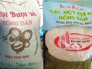 Tính chất đặc thù của gạo Một bụi đỏ Hồng Dân