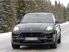 Porsche Macan 2019 lộ diện trên đường thử