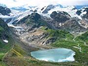 Hình ảnh hiếm về sự biến mất của các sông băng do biến đổi khí hậu