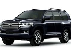 Bảng giá xe Toyota tháng 5/2017