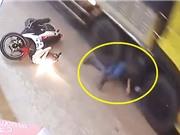Clip: Nam thanh niên tử nạn vì phóng nhanh, vượt ẩu