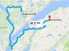 Ngôi làng vô danh bỗng hút khách nhờ lỗi của Google Maps