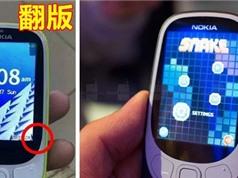 """Nokia 3310 """"hàng nhái"""" bán tràn lan tại Malaysia"""