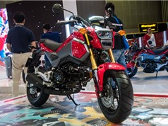 Honda MSX 2017 giá 50 triệu đồng tại Việt Nam