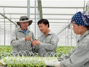 Có thể sản xuất thực phẩm hữu cơ giá rẻ