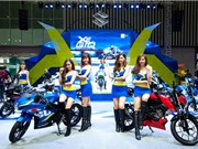 Suzuki Việt Nam ra mắt 3 mẫu xe mới