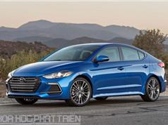 Top 10 ôtô bán chạy nhất tại Mỹ tháng 4/2017