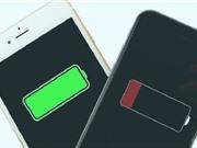 Mẹo tăng thời gian sử dụng pin trên iPhone, iPad, iPod