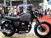 Brixton - môtô phong cách cafe racer giá 59 triệu đồng