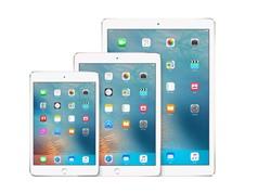 """Doanh số giảm sút, iPad vẫn """"vô đối"""" trên thị trường tablet"""