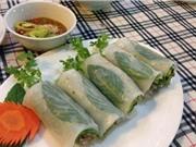 Mẹo làm bánh ướt cuốn thịt nướng chuẩn vị xứ Huế