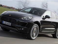 Porsche triệu hồi Macan do lỗi gây rò rỉ nhiên liệu