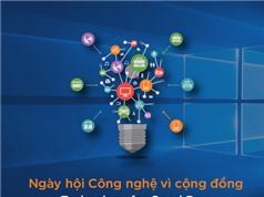 """Ngày hội Công nghệ vì cộng đồng: """"Để không ai bị bỏ lại phía sau"""""""