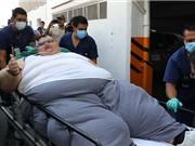 Người đàn ông béo nhất thế giới đạt kỷ lục tới 588kg