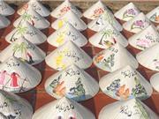 Nguyên liệu và các công đoạn sản xuất nón lá Huế