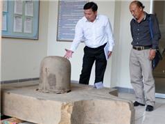 Quảng Ngãi: Phát hiện di tích cổ trên núi Thiên Bút