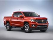 Chevrolet Colorado gây bất ngờ lớn ở phân khúc bán tải