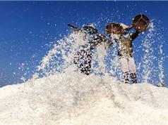 Ảnh hưởng của nước biển và hệ thống sân phơi tới chất lượng muối Bạc Liêu