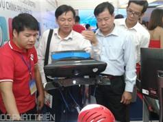 Nhiều công nghệ độc đáo phục vụ cải cách hành chính được trưng bày