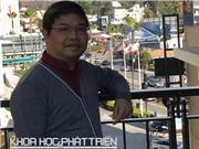 TS Nguyễn Thanh Tùng - nhà khoa học trong lĩnh vực bảo quản nông sản