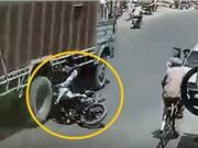 CLIP HOT NHẤT TRONG NGÀY: Xe tải cán chết 2 học sinh, ngựa vằn ác chiến với sư tử