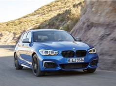 BMW 1 Series nâng cấp nội thất và công nghệ
