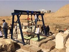 Phát hiện hầm mộ 3.700 năm chứa hài cốt công chúa của pharaoh Ai Cập