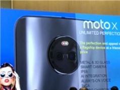 Lộ cấu hình, thiết kế smartphone tầm trung Moto X 2017