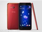 HTC U11 trình làng: Chip Snapdragon 835, RAM 6 GB, cảm ứng cạnh viền