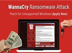 Hướng dẫn kiểm tra máy tính có bị dính ransomware WannaCrypt