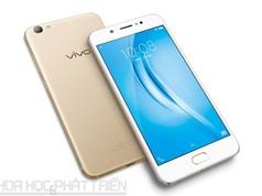 Vivo công bố giá bán smartphone camera selfie 20 MP, RAM 4 GB ở Việt Nam