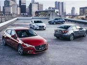 Mazda 3 2017 chốt giá từ 690 triệu đồng tại Việt Nam