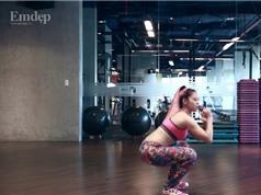 Clip: 4 động tác Cardio giúp bạn có vòng eo săn chắc, gợi cảm